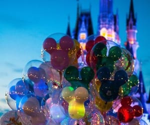 disney, dreamy, and happiness image