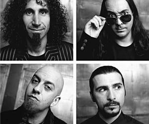 soad, system of a down, and rock image