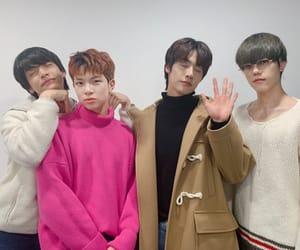 seunghyub, hweseung, and hun image