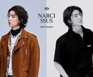 asian boy, narcissus, and korean image