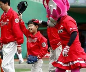 baseball, pre debut, and kim seungmin image