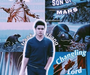 aesthetic, percy jackson, and son of mars image