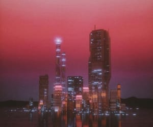 amazing, city, and dusk image
