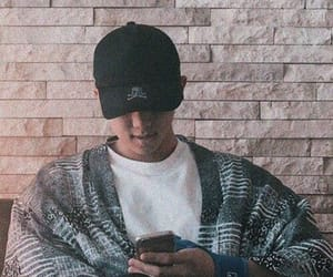 leader, rm bts, and bts image