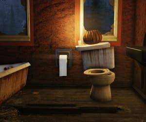 apocalypse, bathroom, and bucket image