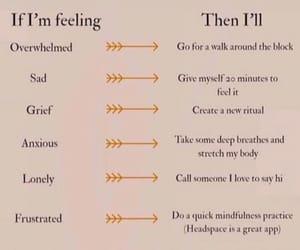 advice, sad, and overwhelmed image
