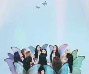 butterfly, music, and teaser image