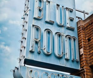 blue, room, and sign image