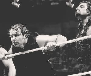 wwe, seth rollins, and roman reigns image