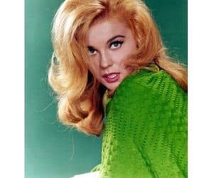 60s, green, and redhead image