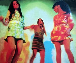 60s, fashion, and inspired image