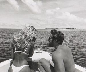 adventure, bikini, and boyfriend image
