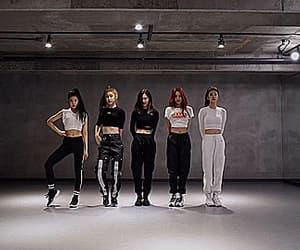 gif, group, and JYP image