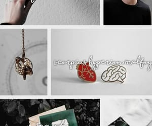 aesthetic, harry potter, and scorpius malfoy image