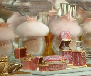 girly, perfume, and powder image