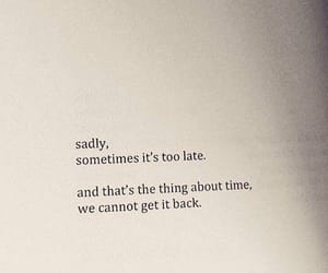 quotes, poetry, and sad image