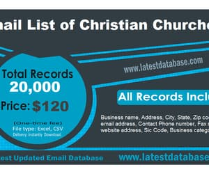 christian, churches, and email image