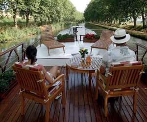 french canal cruises, france barge cruises, and canal cruising in france image