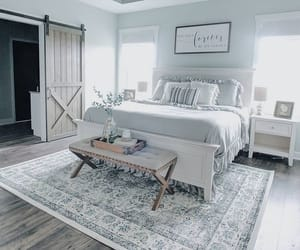 bedroom, chic, and goals image