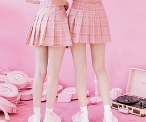 aesthetic, grunge, and pink image