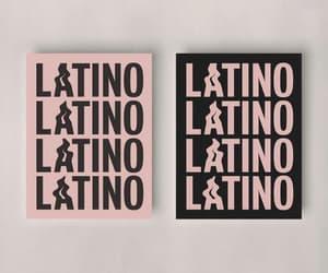 latino, Logo, and latino bar image