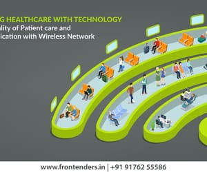 ict, healthcare it, and healthcare technology image