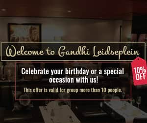 get offer in leidseplein and extra offers in gandhi image
