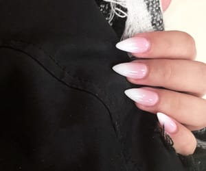 nail, nails, and longnails image