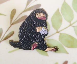 pin, pins, and fantastic beasts image