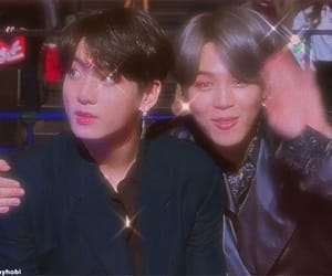 jikook, kpop, and bts image