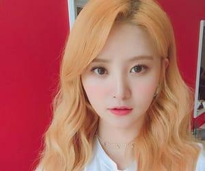 k-pop, exid, and 박정화 image