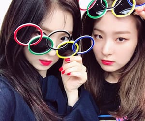 red velvet, seulgi, and seulrene image