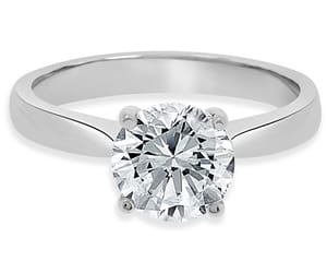 solitairering, diamonds, and engagementring image