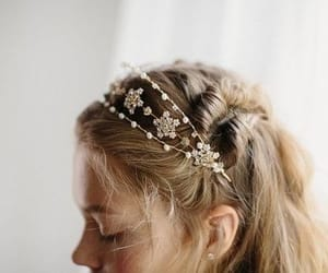 crown, hair, and hairstyle image