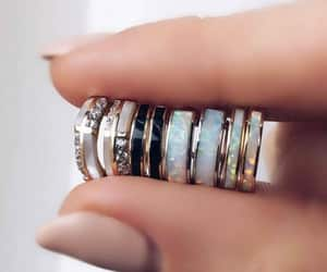 fashion, rings, and yes image