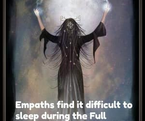 empathy, empowerment, and full moon image