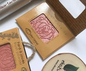 makijaż, drogeria, and naturalne kosmetyki image