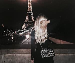 paris, fashion, and beauty image