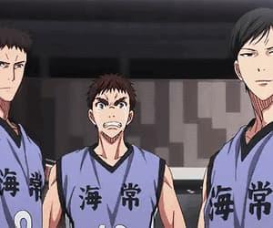 anime, cry, and kuroko no basket image