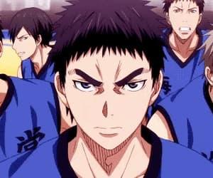 anime, kuroko no basket, and kasamatsu yukio image