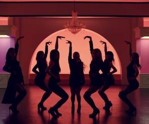 aesthetic, dance, and girls image