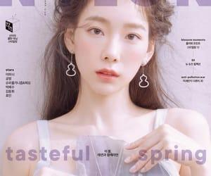 girls generation, taeyeon, and tts image