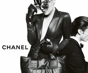 chanel, fashion, and lily allen image