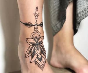 blume, nice, and tattoo image