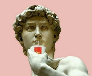 statue, aesthetic, and art image