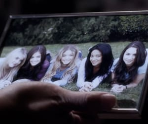 bff, pretty little liars, and pll image