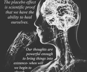 Placebo and quotes image