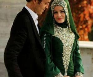 english, marriage, and islamic image