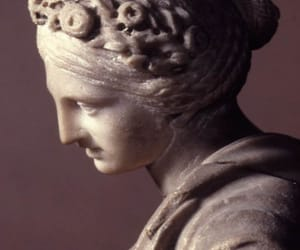 erato, goddesses, and ancient rome image