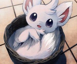 pokemon, minccino, and cute image